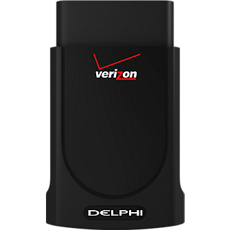 Delphi Connect in Black
