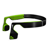 AfterShokz Bluez2 Wireless Bluetooth Headphones - Neon