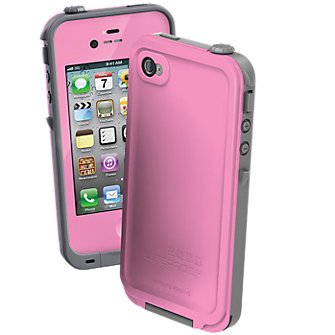 LifeProof® Waterproof Case - iPhone® 4/4s - Pink