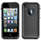 LIFEPROOF  Waterproof Case - iPhone 5 - Black