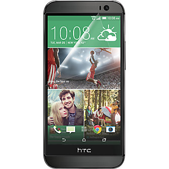 Anti-Scratch Display Protector for the all new HTC One (M8)