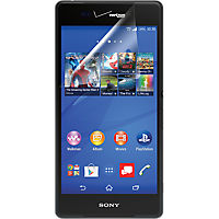 Anti-Scratch Screen Protectors for Sony Xperia Z3v