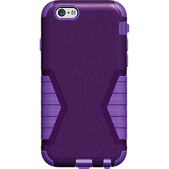Rugged Case for iPhone 6 - Purple