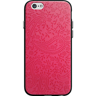 Milk and Honey Pink Paisley Case for iPhone 6