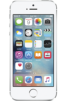 Apple iPhone 5s 64GB in Silver