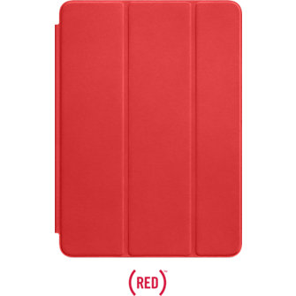 iPad Air 2 Smart Case - Bright Red