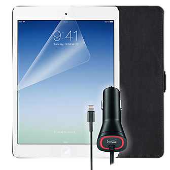 Premium Travel Bundle for Apple iPad Air