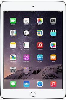 Apple iPad mini 3 16GB in Silver