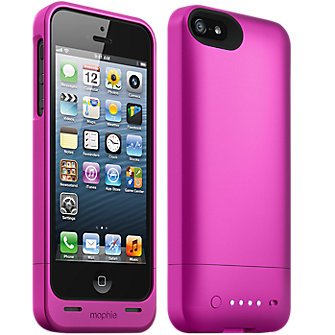 mophie juice pack helium for iPhone 5/5s - Pink