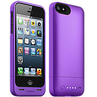 mophie juice pack helium - Purple