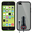 Deluxe Travel Bundle for Apple iPhone 5c