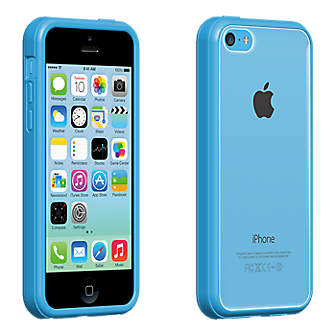 Blue Edge For Iphone 5c