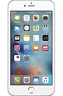 iPhone 6 Plus 16GB in Silver