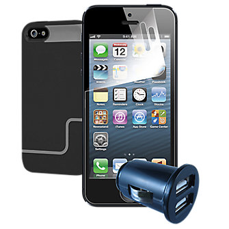 Travel Bundle for Apple iPhone 5