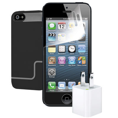 Apple iPhone 5 - 16GB - white (Verizon Wireless) overview and full product specs on CNET.