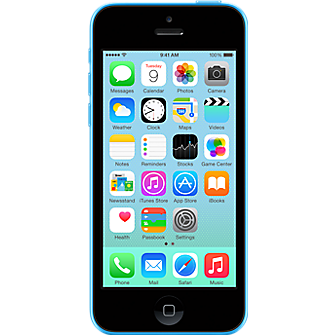 iPhone® 5c (Certified Pre-Owned) Prepaid