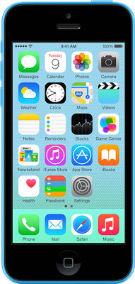 Apple iPhone 5c - Blue - 16 GB