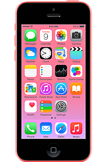 Apple iPhone 5c 32GB in Pink