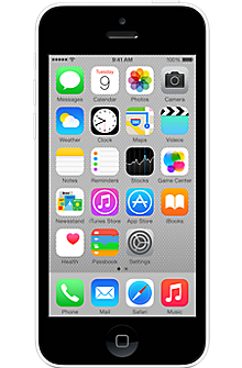 Apple iPhone 5c 32GB in White