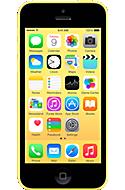 Apple® iPhone® 5c 8GB in Yellow