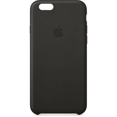 Apple iPhone 6 Leather Case - Black