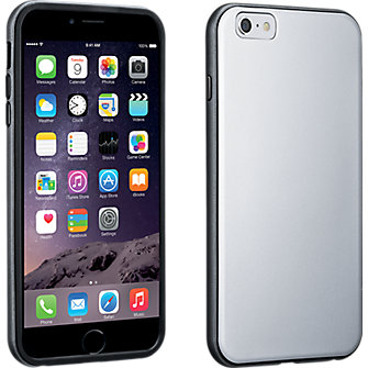 Soft Cover for iPhone 6 Plus - Silver