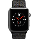 Apple® Watch Series 3 Aluminum 42mm Case with Sport Loop
