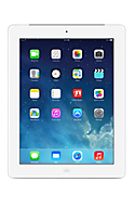 iPad® mini 64GB in White & Silver