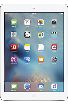 Apple iPad Air 16GB in Silver