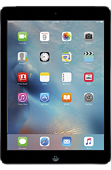 Apple iPad Air 128GB in Space Gray