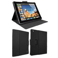 Belkin Folio Black Suede w/lining for iPad