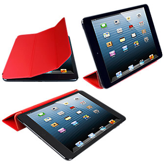 Apple iPad mini Smart Cover - Red