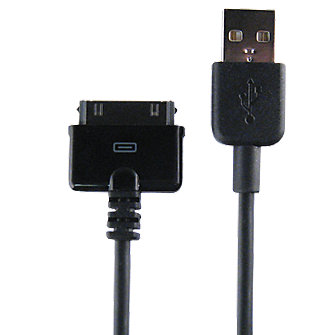 iPhone 4/4s/iPad USB Cable (6 ft)