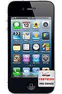 Apple® iPhone® 4 – 16GB in Black (CPO)
