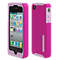 iPhone 4/4S Incipio Double Covers - Silicone and Hard Cover - Pink