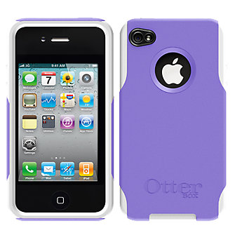 OtterBox Commuter Rugged Protective Cover - Purple