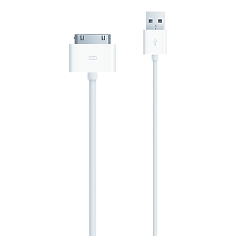 Apple iPhone 4/4s USB (3 ft Cable)