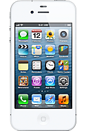 Apple iPhone 4 en blanco - 8 GB