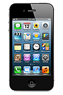 Apple® iPhone® 4s – 16GB in Black (CPO)