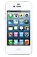 Apple iPhone 4s 16GB White Picture