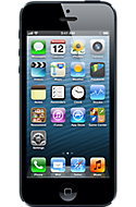Apple® iPhone® 5 – 16GB in Black (Certified Pre-Owned)