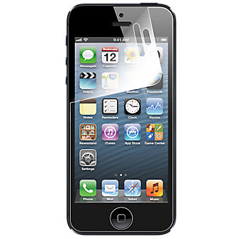 Anti-Scratch Display Protectors for iPhone 5
