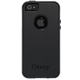 OtterBox Defender Series for Apple iPhone 5 - Black