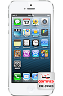 Apple® iPhone® 5 – 16GB in White (Certified Pre-Owned)