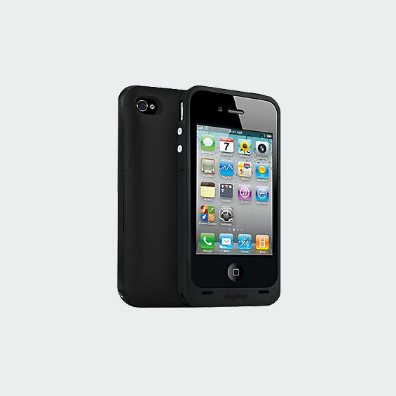 iPhone 4/4s mophie juice pack plus