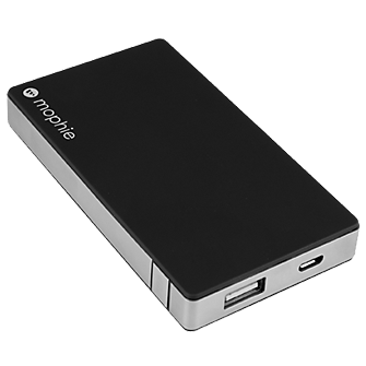 mophie powerstation - Black