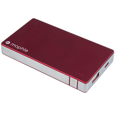 mophie powerstation - Red