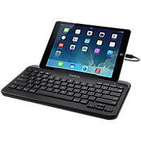 Belkin Wired Tablet Keyboard with Stand for iPad - Lightning Connector