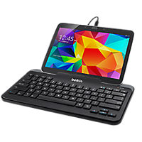 Belkin Wired Tablet Keyboard with Stand - Micro USB Connector