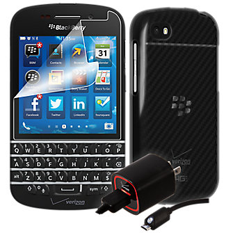 Home Bundle for BlackBerry Q10 smartphone